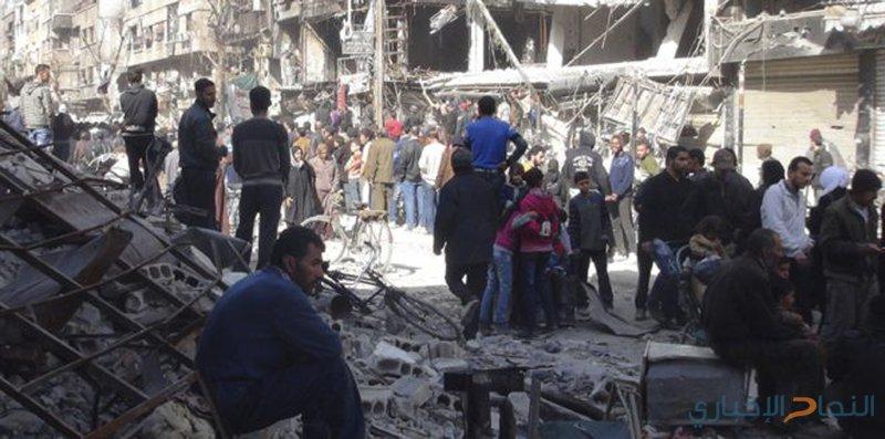 دمشق: مؤشرات ايجابية لعودة المواطنين إلى اليرموك
