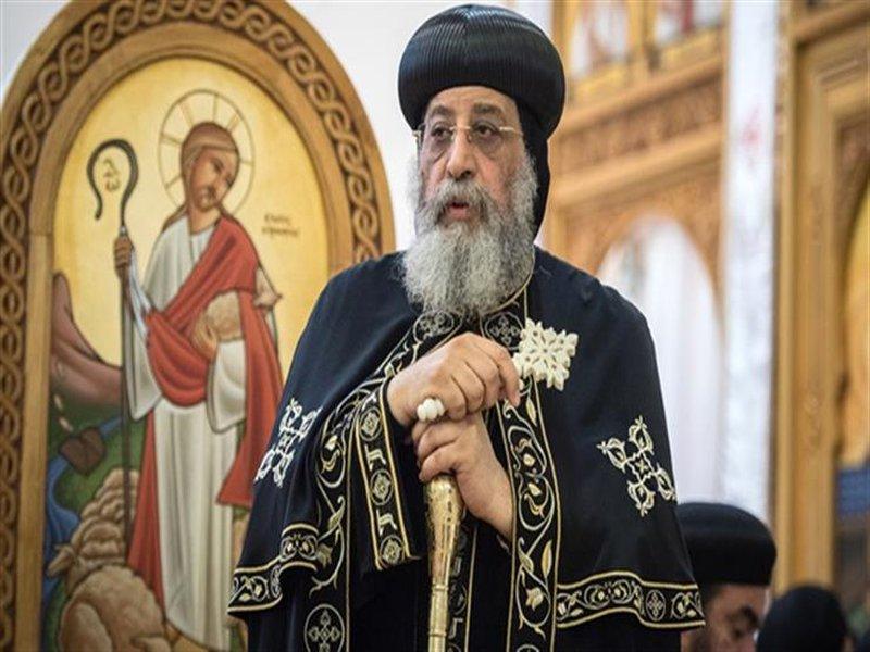 هل انقسم أقباط مصر حول البابا تواضروس ؟