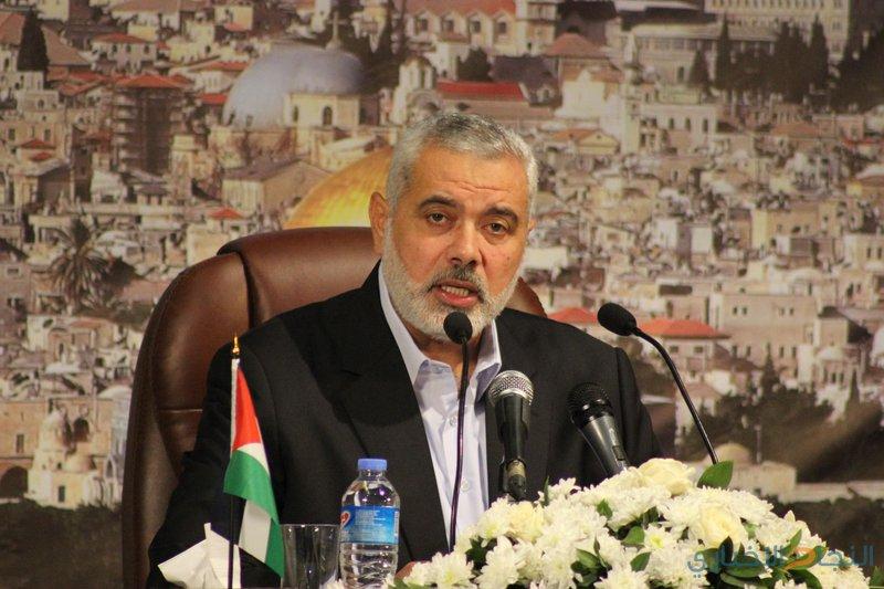 هنية:  التفجير يستهدف الكل الفلسطيني