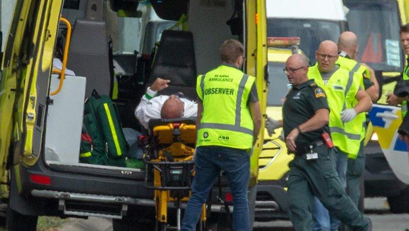 عشرات القتلى والجرحى بهجومين على مسجدين في نيوزيلندا