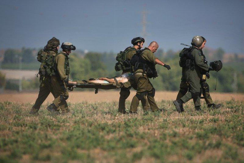 اصابة جندي باطلاق نار خلال تدريب عسكري