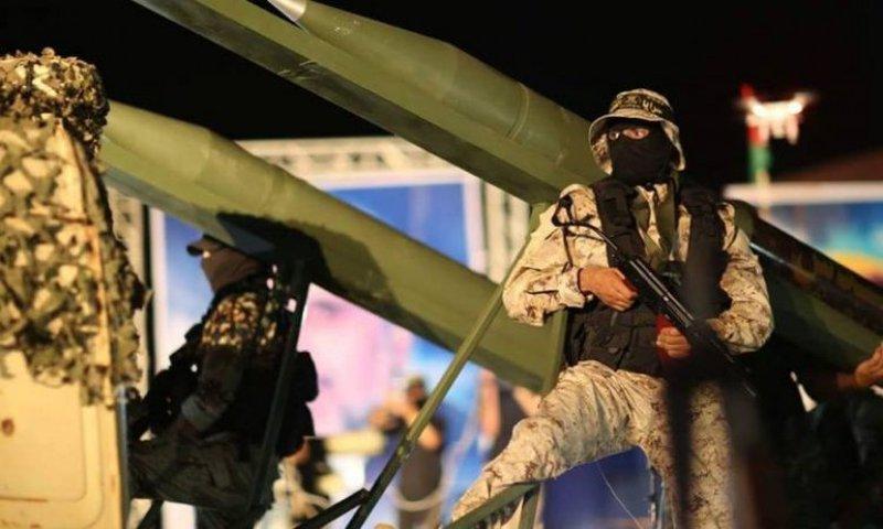 """""""سرايا القدس"""" تعلن رفع الجهوزية للتصدي لعدوان الاحتلال على غزة"""