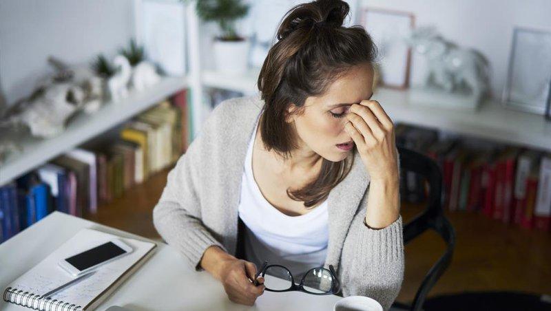 التهاب الجيوب الأنفية المزمن يعرض الشخص للاكتئاب