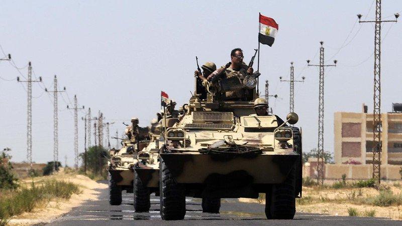مصر: مقتل جندي و3 مسلحين في هجوم مسلح  بالشيخ زويّد