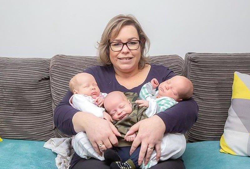 حالات ولادة غريبة حول العالم لأمهات خارقات