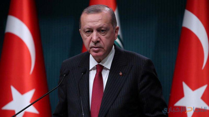 أردوغان يشيد بالشعب الفلسطيني في افتتاحية (كومسيك)
