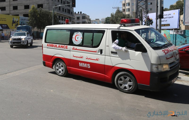 جنين: إصابة طفلة بجروح خطيرة بحادث دهس