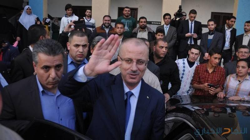 الحمد الله فور وصوله إلى رام الله: سنعود إلى غزة قريباً