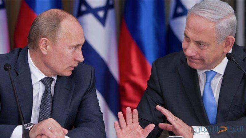 اجتماع إسرائيلي روسي لبحث اوضاع سوريا
