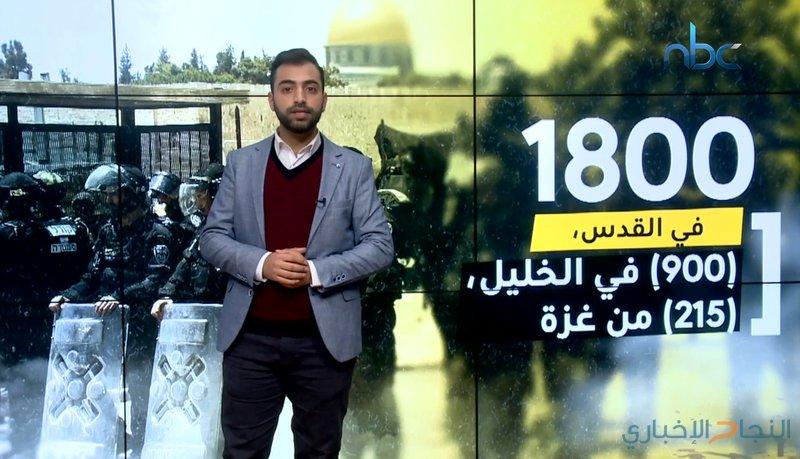 أوضاع الأسرى في سجون الاحتلال