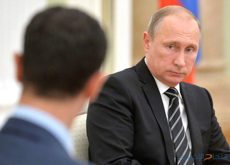 بوتين يلتقي الأسد: أمرٌ بسحب قسم من القوات الروسية من سوريا