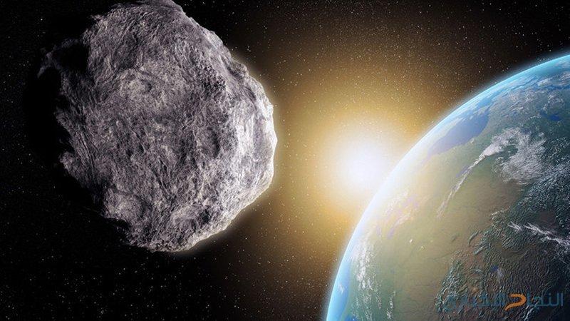 نتيجة بحث الصور عن كويكب يقترب من الارض اليوم