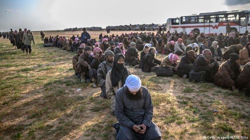 قوات سوريا: مغادرة واستسلام الآلاف من داعش