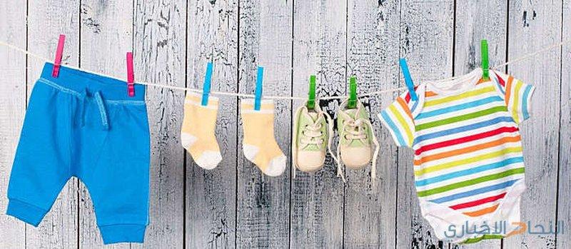 هل يجب غسل ملابس الأطفال الرضع قبل ارتدائها؟