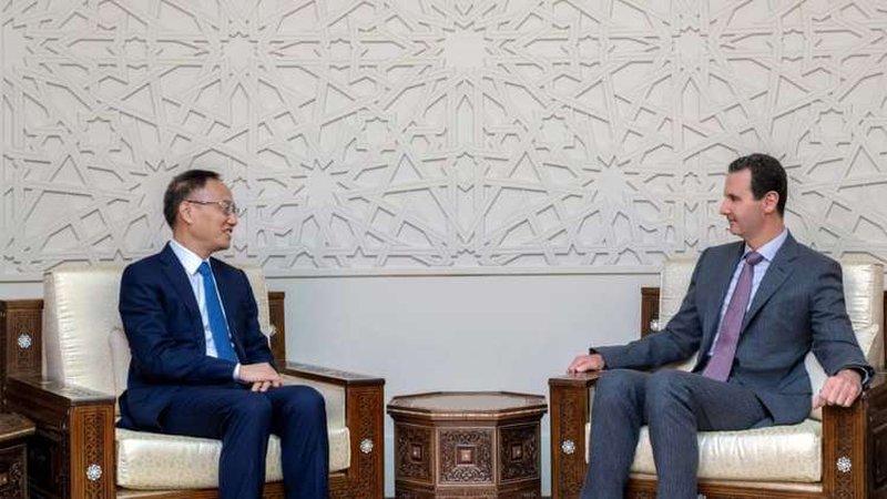 """الرئيس الأسد يعلن """"حربا جديدة"""" ويتحدث عن """"خديعة"""""""