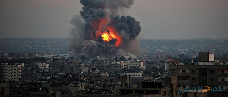 شهيد وثلاث اصابات في انفجار وسط غزة