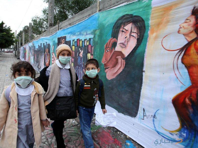 """غزة: وفيات بـسبب إنفلونزا الخنازير """"H1N1"""""""