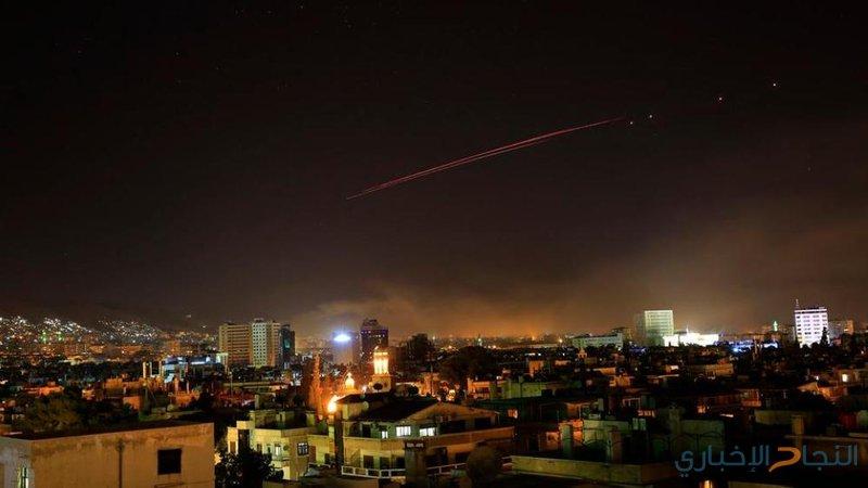 """""""ديبكا"""" يكشف تفاصيل آخر ضربات الاحتلال على سورية"""