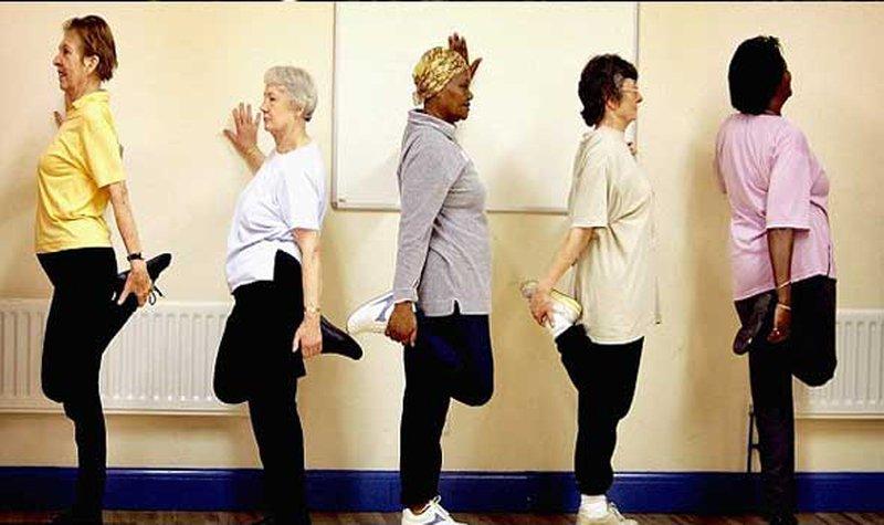 دراسة: النشاط البدني الخفيف يقي النساء من الامراض القلبية