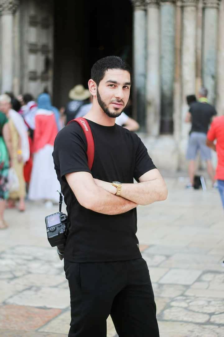 الشاب محمد عصفور